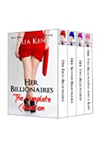 Her Billionaires: Boxed Set (The Complete Collection, Books 1-4)