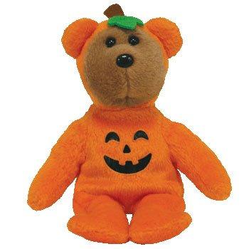 Ty Halloweenie Beanie Treatsies - Bear