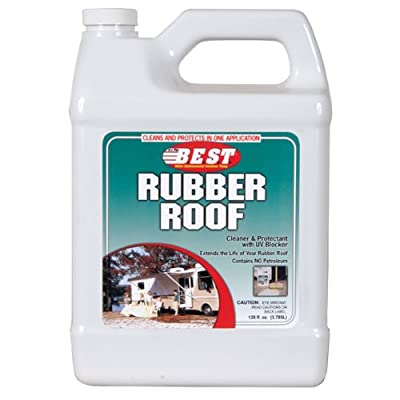 B.E.S.T. 55128 Rubber Roof Cleaner and Protectant