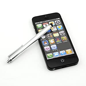 Hot selling New Smart Pen Screen Touch Pen For for iPad and iPad2,ipod, iPhone 4 4G 4s, Kindle Fire, Droid Phones, Tablet, Samsung Note, Galaxy, Smartphones.Pretty &#038; Functional! Best for home &#038; business use! Color