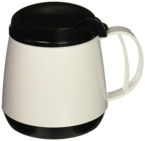 20oz Foam Insulated Wide Body Thermoserv Mug White