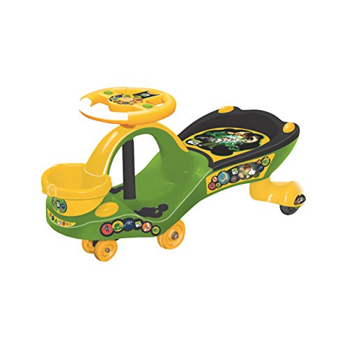 Toyzone Eco Ben10 Magic Car, Multi Color