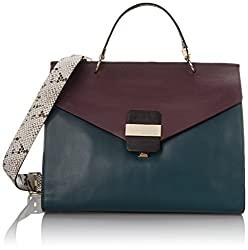 Trina Turk Kings Road Satchel Top Handle Bag