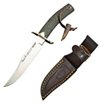 Muela Gredos Fixed Blade Knife 10.875-Inch Stag Handle