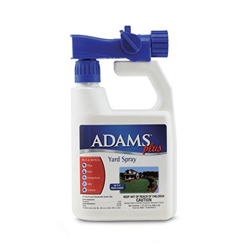 Adams Plus Yard Spray, 32 Oz (Flea Control For Yard compare prices)
