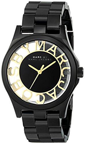 Marc by Marc Jacobs MBM3255 - Reloj para hombres, correa de acero inoxidable