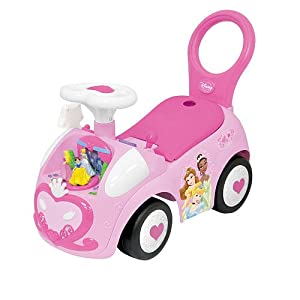 Disney Princess Activity Ride-On