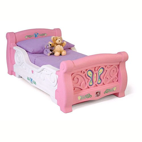 Step2 Toddler Bed front-859224