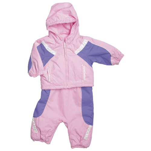 Columbia Edie Princess Infant Girls Snow Jacket and Bib Snowsuit 6 Months 24 Months 18 Months