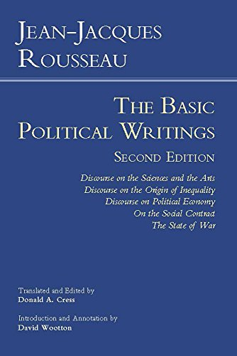 Rousseau essay discourse inequality