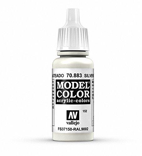 Vallejo Acrylic Paint, Silvergrey