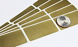 Rectangle Scratch Off Labels Stickers - 2\