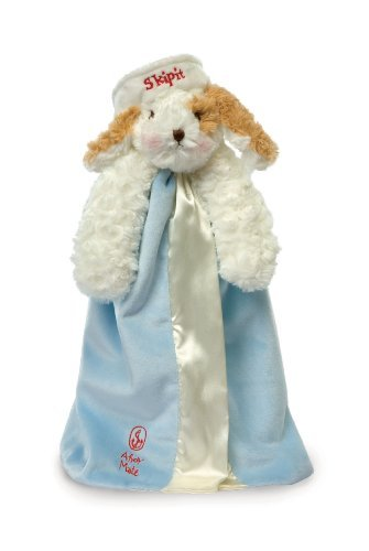 Bunnies By The Bay Blanket front-1025825