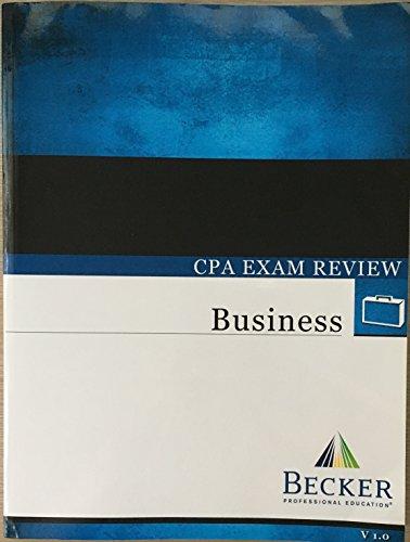Becker cpa 2013 for Becker study plan