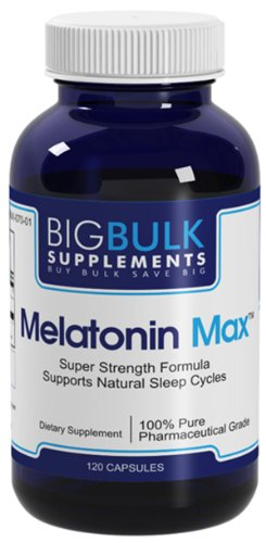 Cycle Support mélatonine Max Sommeil Naturel Big