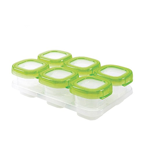 OXO Tot Baby Blocks Freezer Storage Containers – 2 oz
