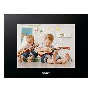Sony DPF-D820 8-Inch SVGA LCD (4:3) Digital Photo Frame (Black)