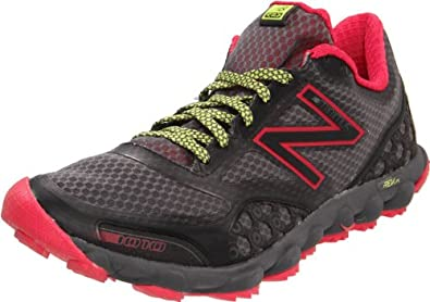 New Balance Women's WT1010 Minimus Trail Running Shoe,Grey/Pink,8.5 B US, $61.36