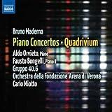 echange, troc  - Concertos Pour Piano - Quadrivium