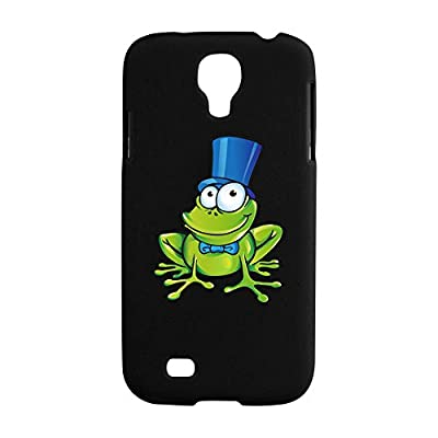 Samsung Galaxy S4 Case Black Frog with Top Hat