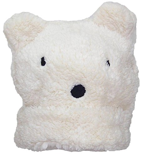 Gold Medal Toddler Soft Plush Animal Hat W/Fleece Liner (One Size) - Polar Bear