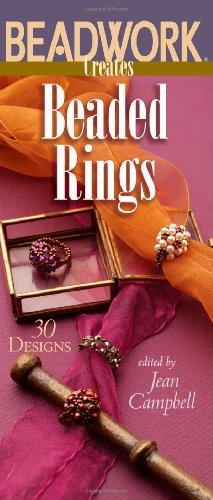Beadwork Creates Beaded Rings