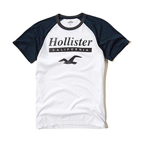 hollister-co-raglan-logo-graphic-tee-mens-vintage-look-t-shirt-white-medium