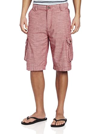 ecko unltd. Men's Audio Visual Short, Chrome, 30