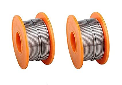 1Mm-50gm-Soldering-Wire-(-Pack-of-2-Pcs-)-Roll-Only-From-M.P.Enterprises