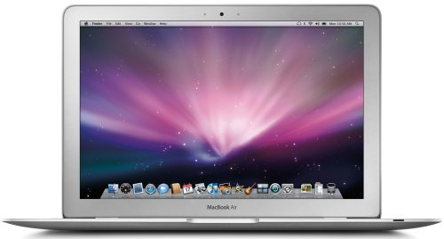 Apple MacBook Air 33,8 cm (13,3 Zoll) Notebook (Intel Core 2 Duo 1,6GHz, 2GB RAM, 80GB HDD, Mac OS X)