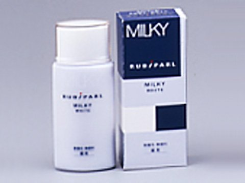 科薬 ルビパール ミルキィホワイト 45ml