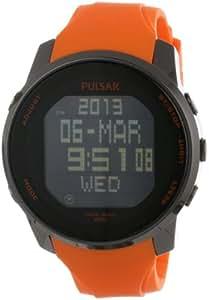 Amazon.com: Pulsar Men's PQ2013 Classic Digital Watch: Pulsar: Watches
