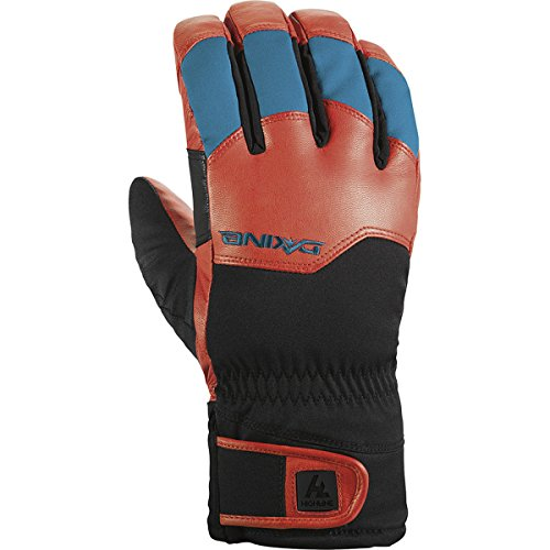SM3JI88 DaKine Men's Excursion Gloves,Orange,S