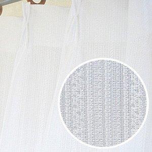 カーテン既製 日本製ミラーレースカーテン・ジュークレース [巾100×丈198cm] 2枚組