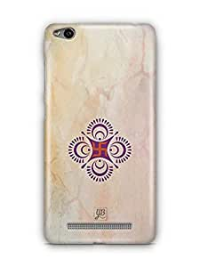 YuBingo Swastik Designer Mobile Case Back Cover for Xiaomi Redmi 3S
