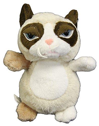 "Ganz Grumpy Cat Standing 5-1/2"" - 1"