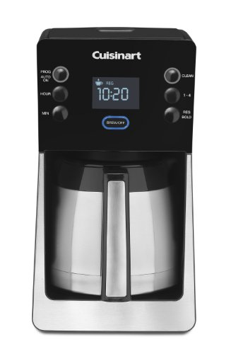 Cuisinart PerfecTemp Coffee Maker - Thermal Carafe - 12 cup