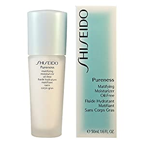 Shiseido Pureness Matifying Moisturizer Oil-free Moisturizer