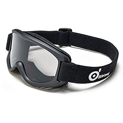 Odoland Snow Ski Goggles S2 Double Lens Anti-fog Windproof UV400 Eyewear - Skiing, Snowboarding, Motorcycle Cycling and Snowmobile Winter Outdoor Sports Protective Glasses