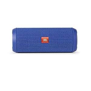 JBL FLIP-3 Splash Proof Portable Wireless Bluetooth Speaker (Blue)
