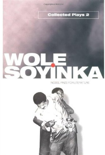 the road by wole soyinka pdf
