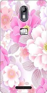 Micromax Canvas E483 Evok Printed Back Cover/Soft Back Cover/Designer Back Cover/Silicone Back Cover/Printed Silicone Back Cover + Free Mobile Stand (Assorted Design)