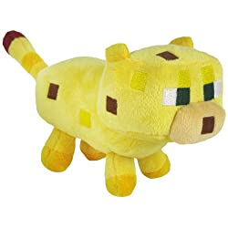 [Best price] Stuffed Animals & Plush - Minecraft Baby Ocelot Plush - toys-games