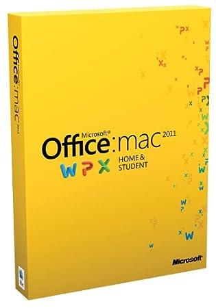 Office für Mac 2011 Home & Student (1 Pack / deutsch)