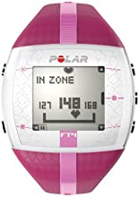 Polar FT4 Heart Rate Monitor Watch (Pink/Purple)