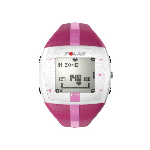 Polar Polar FT4 Heart Rate Monitor (Purple/Pink)