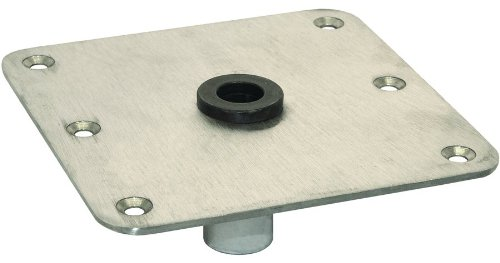 Invincible Marine Stainless Steel Seat Base Plate