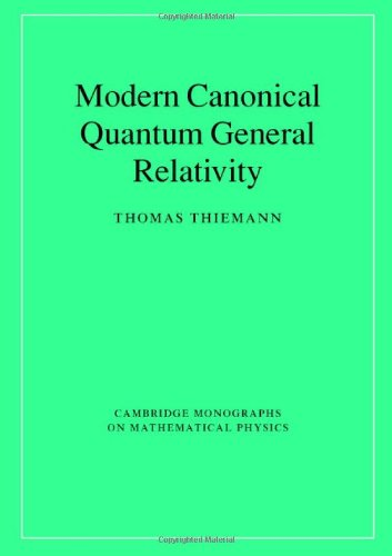 Introduction to Modern Canonical Quantum General Relativity