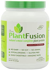Planet Fusion Diet Supplement, Chocolate Raspberry, 1 Pound