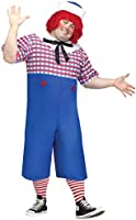 Raggedy Andy Adult Men's Costume